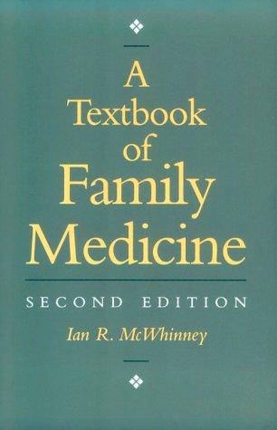 9780195115178: Textbook of Family Medicine