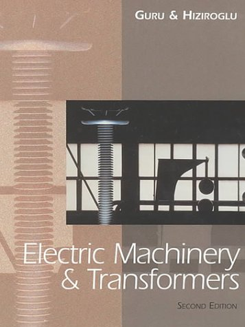 9780195115352: Electric Machinery and Transformers