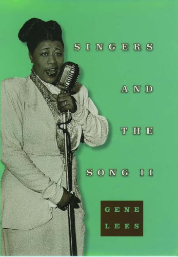 9780195115567: Singers and the Song