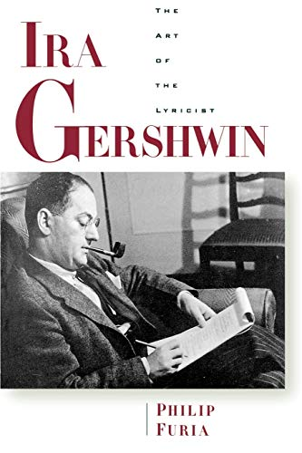 9780195115703: Ira Gershwin: The Art of the Lyricist