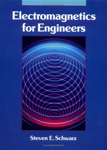 9780195115970: Electromagnetics for Engineers (The Oxford Series in Electrical and Computer Engineering)