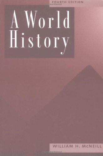 9780195116168: A World History, 4th Edition