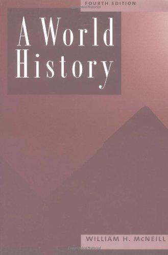 9780195116168: A World History