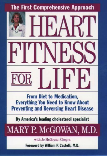 9780195116243: Heart Fitness for Life: The Essential Guide for Preventing and Reversing Heart Disease
