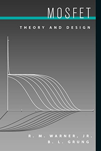 9780195116427: MOSFET Theory and Design
