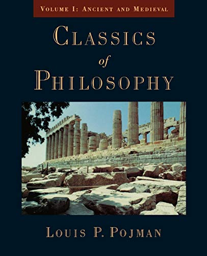 9780195116458: Classics of Philosophy: Volume I: Ancient and Medieval