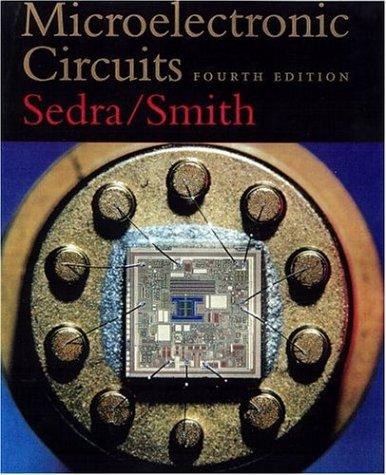 9780195116908: Microelectronic Circuits, 4th