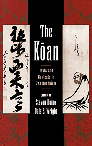 9780195117486: The Koan: Texts and Contexts in Zen Buddhism