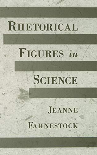 9780195117509: Rhetorical Figures in Science