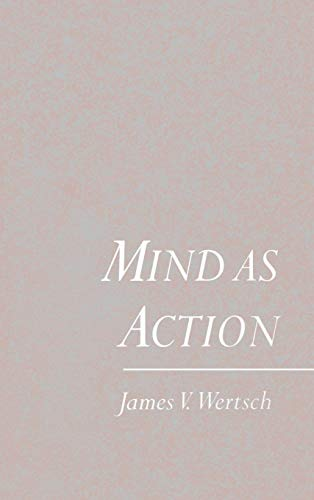 9780195117530: Mind as Action