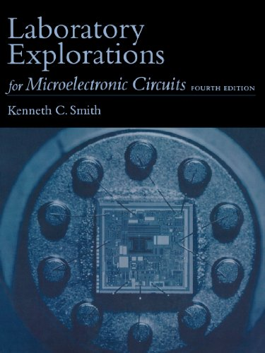 9780195117721: Laboratory Explorations for Microelectronic Circuits
