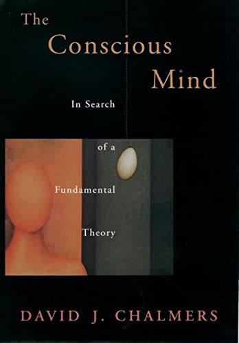 9780195117899: The Conscious Mind In Search of a Fundamental Theory (Philosophy of Mind)