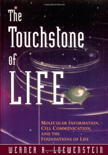 9780195118285: The Touchstone of Life: Molecular Information, Cell Communication, and the Foundations of Life