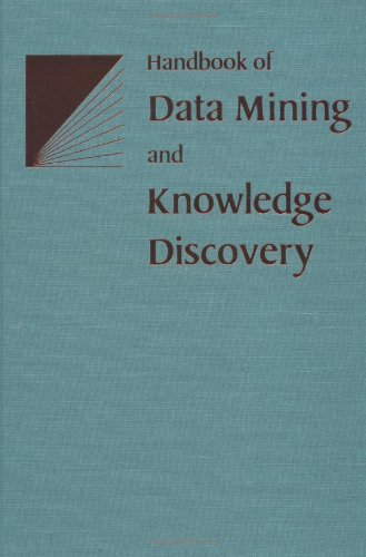 9780195118315: Handbook of Data Mining and Knowledge Discovery