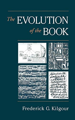 9780195118599: The Evolution of the Book