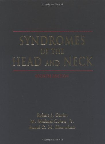 9780195118612: Syndromes of the Head and Neck (Oxford Monographs on Medical Genetics)