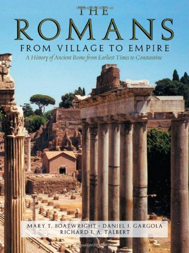 9780195118759: The Romans: From Village to Empire