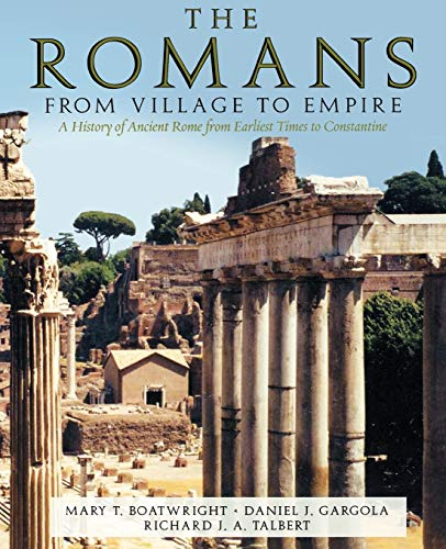 9780195118766: The Romans: From Village to Empire