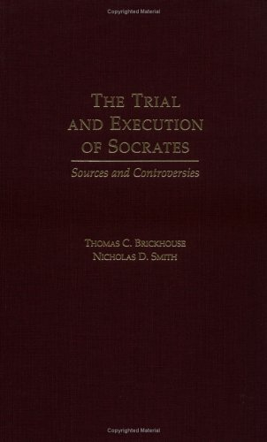 9780195119794: The Trial and Execution of Socrates: Sources and Controversies