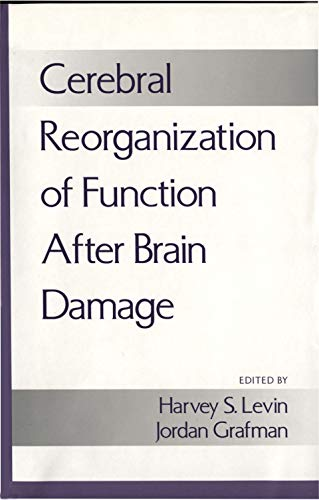 9780195120264: Cerebral Reorganization of Function After Brain Damage