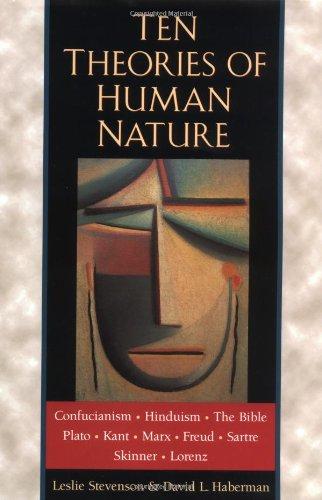 9780195120400: Ten Theories of Human Nature