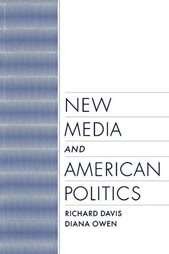 New Media and American Politics (Linguistics; 16) (0195120612) by Richard Davis; Diana Owen