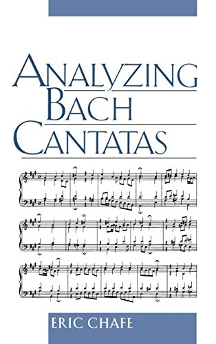 9780195120998: Analyzing Bach Cantatas