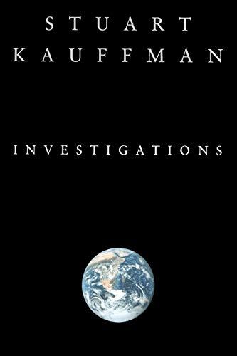 9780195121056: Investigations