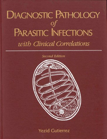 9780195121438: Diagnostic Pathology of Parasitic Infections with Clinical Correlations