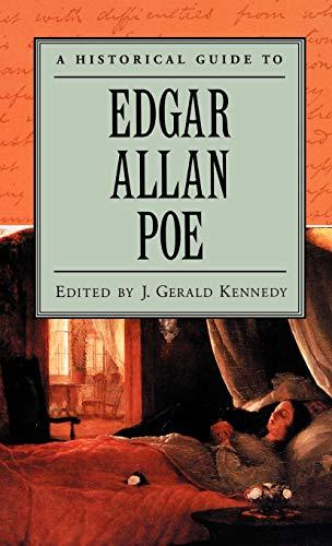 9780195121490: A Historical Guide to Edgar Allan Poe