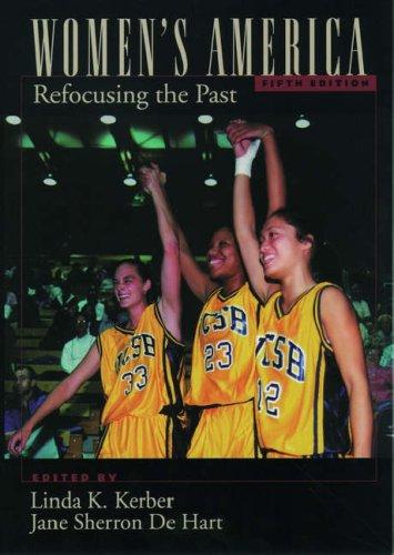 9780195121810: Women's America: Refocusing the Past