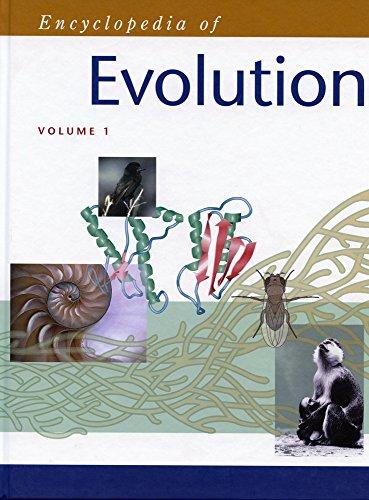 9780195122008: The Oxford Encyclopedia of Evolution: Encyclopedia of Evolution: 2 volume set