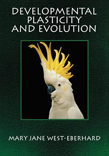 9780195122350: Developmental Plasticity and Evolution