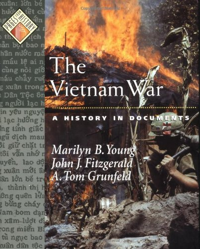 9780195122787: The Vietnam War: A History in Documents (Pages from History)