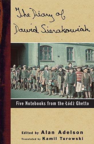 9780195122855: The Diary of Dawid Sierakowiak: Five Notebooks from the Lodz Ghetto
