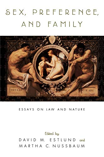 9780195122879: Sex, Preference, and Family: Essays on Law and Nature