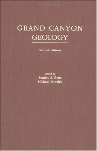 9780195122985: Grand Canyon Geology