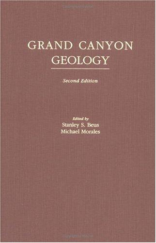 9780195122985: Grand Canyon Geology