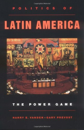 9780195123173: Politics of Latin America: The Power Game