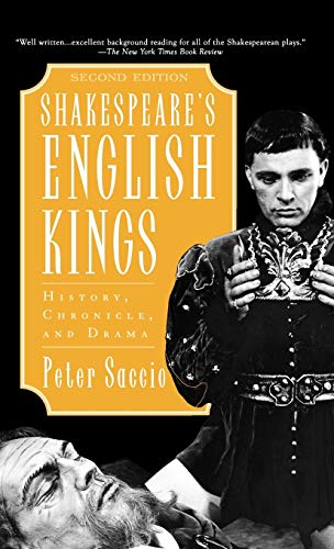 9780195123180: Shakespeare's English Kings: History, Chronicle, and Drama