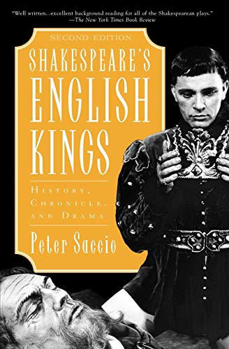 9780195123197: Shakespeare's English Kings: History, Chronicle, and Drama