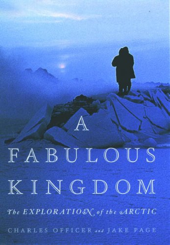 9780195123821: A Fabulous Kingdom: The Exploration of the Arctic