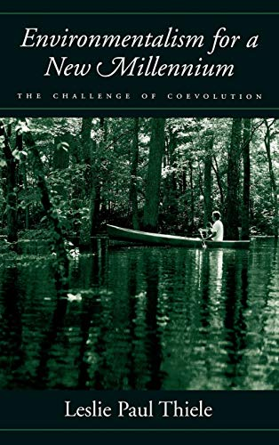 9780195124101: Environmentalism for a New Millennium: The Challenge of Coevolution