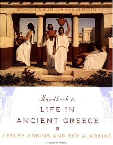 9780195124910: Handbook to Life in Ancient Greece