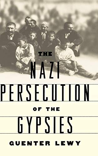 9780195125566: The Nazi Persecution of the Gypsies