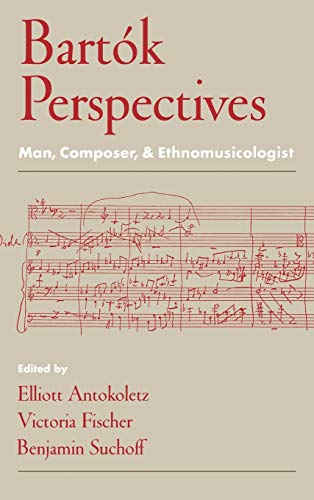9780195125627: Bartók Perspectives: Man, Composer, and Ethnomusicologist