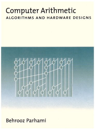 9780195125832: Computer Arithmetic: Algorithms and Hardware Designs