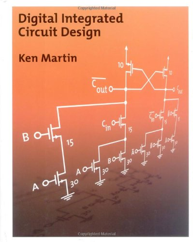 9780195125849: Digital Integrated Circuit Design (The Oxford Series in Electrical and Computer Engineering)