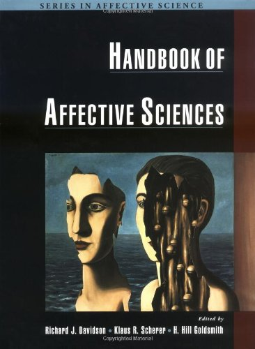 9780195126013: Handbook of Affective Sciences (Series in Affective Science)