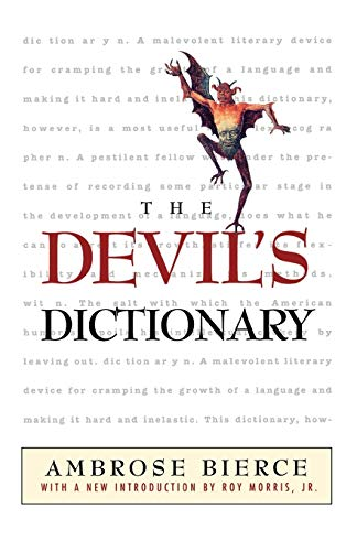 9780195126273: The Devil's Dictionary